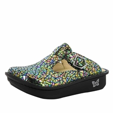Alegria Classic Tectonic womens open back clog