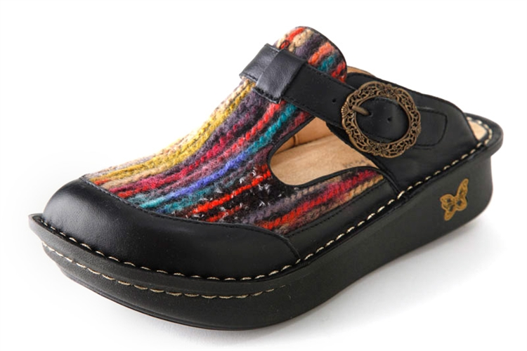Alegria Classic Multi Knit Free Shipping Both Ways From
