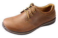 Alegria Men's Alex Tawny leather oxford