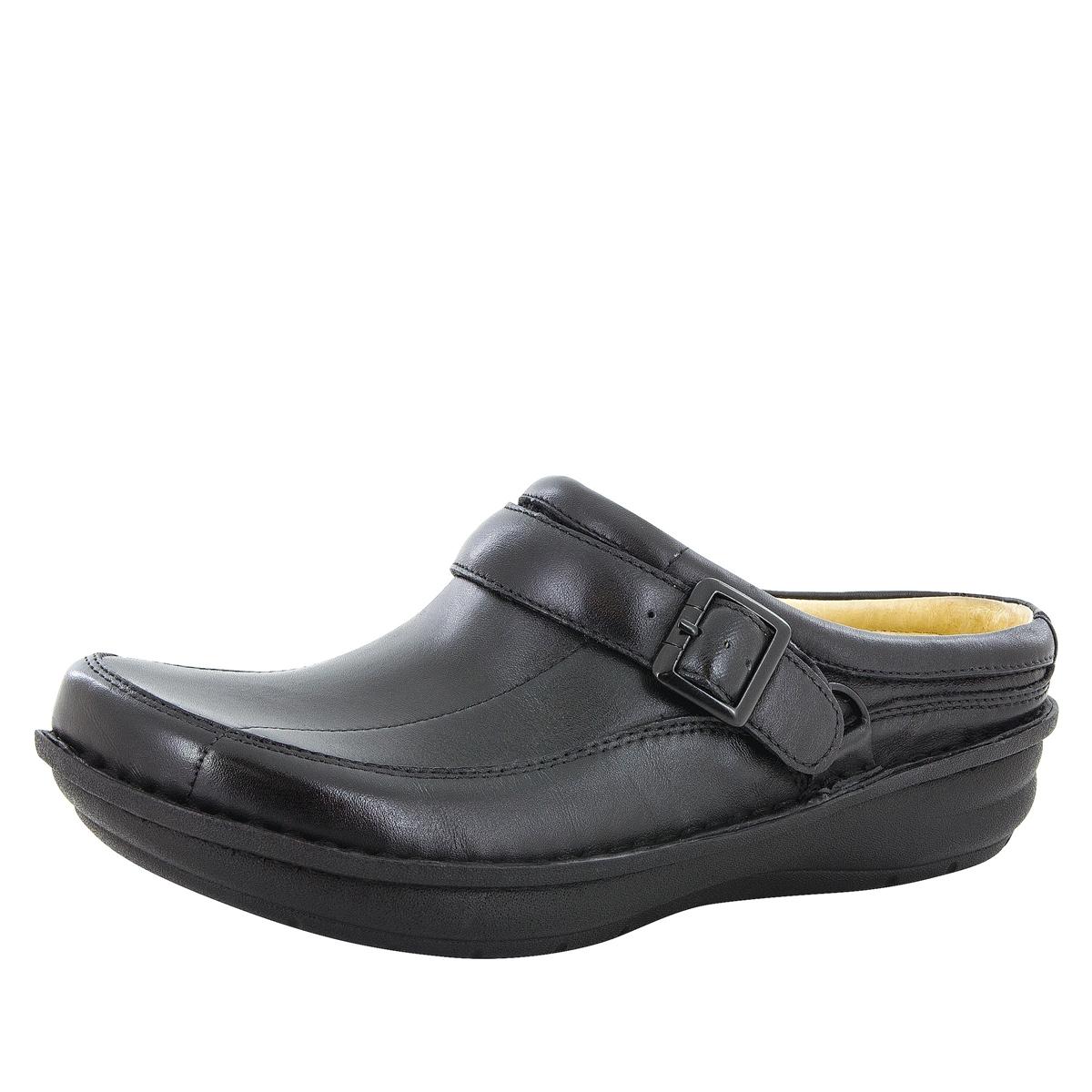 Alegria Men S Chairman Black Nappa Alegria Shoes