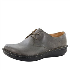 Alegria Men's Liam Drifted slip resistant lace up oxford