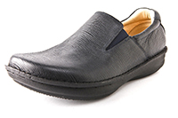 "Alegria Men's ""Oz"" Navy Lizard"
