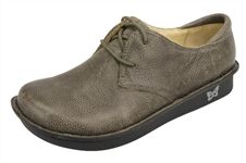 Alegria Bree Stonewall comfort oxford shoes for women with laces