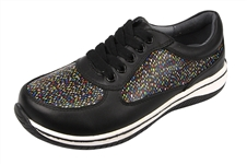 Alegria Cindi Rainbow Rain womens athletic comfort lace up shoe