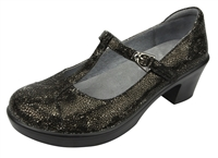 Alegria Coco Multi Stone comfort t-strap dress shoe for women