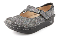 Alegria Dayna Spring Dottie comfort nursing shoe for women