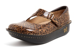 ALEGRIA SHOE SHOP EXCLUSIVE! Dayna African Leopard
