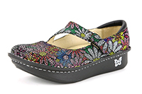 Alegria Dayna Daisy Chain womens leather comfort mary jane