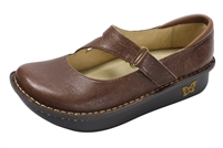 Alegria Dayna PRO Carolina Brown womens professional slip resistant nursing shoe