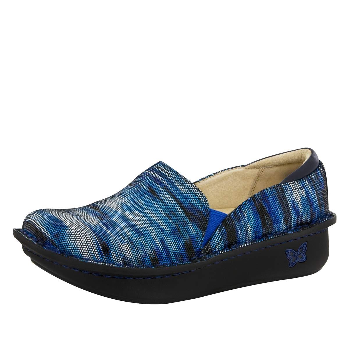 Navy Blue Nursing Shoes