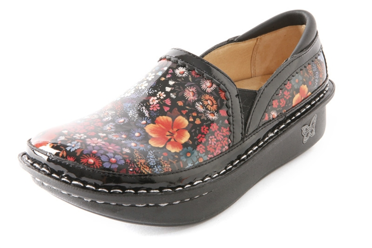 Alegria Debra Midnight Garden Free Shipping Both Ways