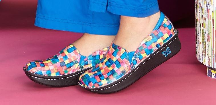 Alegria Debra Blot Dee Da Nursing Shoes Alegriashoeshop Com