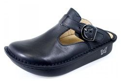 Alegria Donna Black Leather