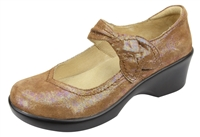 Alegria Ella Desert Essence womens  slip resistant dress shoes