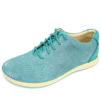 Alegria Essence Aqua slip resistant athletic shoe for women