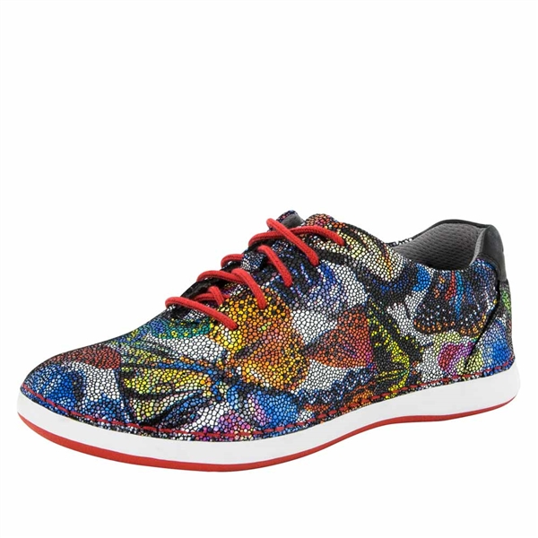 Alegria Essence Monarch slip resistant athletic shoe for women