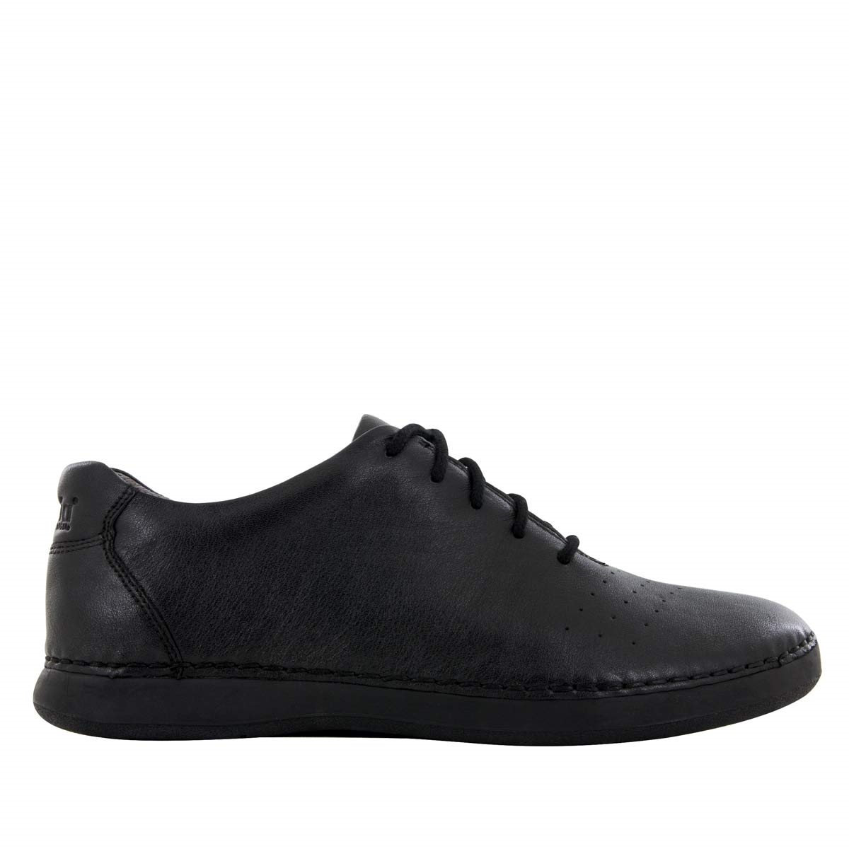 Alegria Essence Black Nappa Athletic Shoe Free Shipping