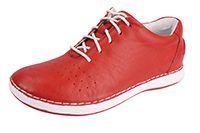Alegria Essence Tomato slip resistant athletic shoe for women