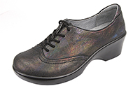 Alegria Etta Rose Shadow womens dress oxford comfort shoe