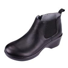Alegria Ever Black Nappa Boot