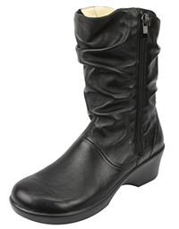 Alegria Ivy Black Butter Boot