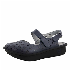 Alegria Jemma Navy Sandal shoes for women