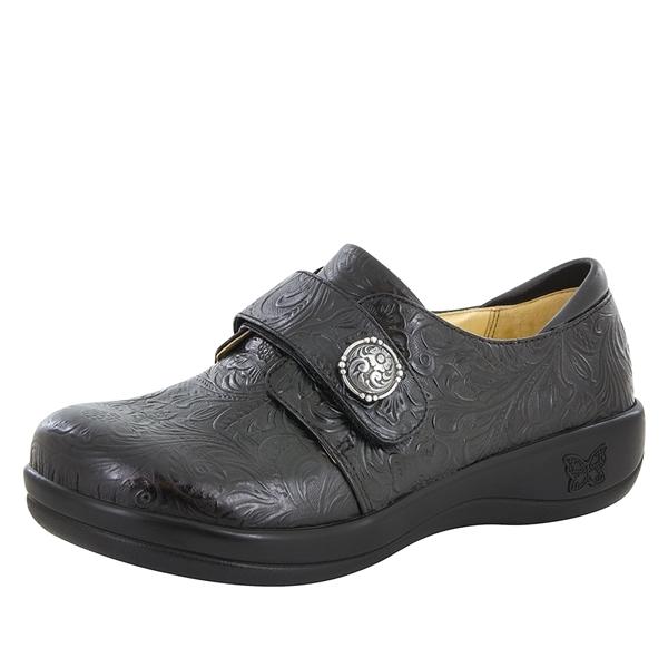 Alegria Joleen Tar Tooled Nursing Shoe Alegriashoeshop Com