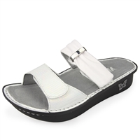 Alegria Karmen Oyster comfort sandals for women