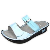 Alegria Karmen Baby Blue comfort sandals for women