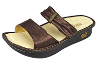 Alegria Karmen Bronze Easy comfort sandals for women