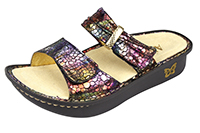Alegria Karmen Rainbow Fun comfort sandals for women