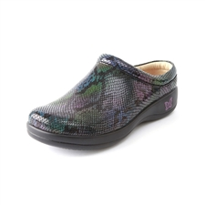 Alegria Kayla Special Serpent womens open back comfort clog