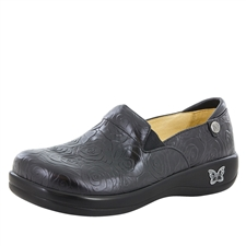 Alegria Keli Night Rosette comfort loafer for women
