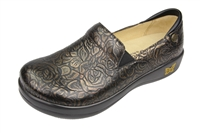 Alegria Keli Bronze Bouquet comfort loafer for women