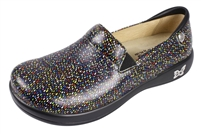 Alegria Keli Rainbow Rain womens comfort loafer for nurses