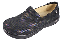 Alegria Keli Pro Metal Rain professional comfort loafer for nurses