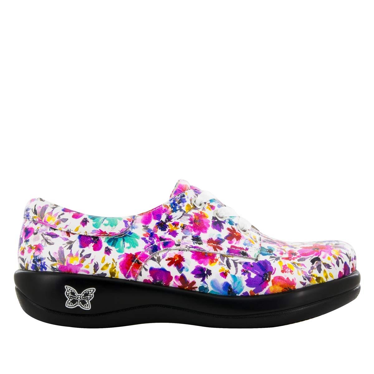 Alegria Kimi Pro Perennial Lace Up Shoe Free Shipping