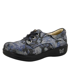 Alegria Kimi PRO Stone Roses womens lace-up comfort shoe