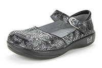 Alegria Kyra Bubbilicious leather womens mary jane on sale
