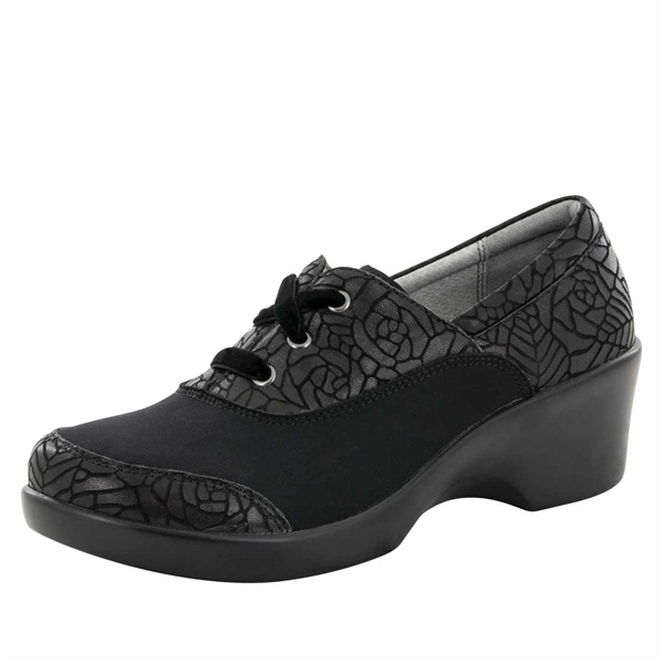 Alegria Madi Floral Notes stain resistant comfort shoes for women