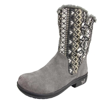 Alegria Nanook Cozy Grey Boot