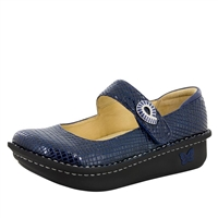 Alegria Paloma Jazzy Blue mary jane shoes for women