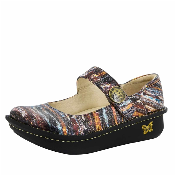 Alegria Paloma Earthen mary jane shoes for women
