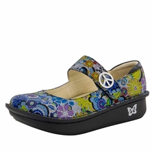 Alegria Paloma Hippie Chic Dottie mary jane shoes for women
