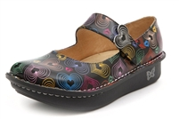 Alegria Paloma Pop Hearts womens nursing shoes on sale