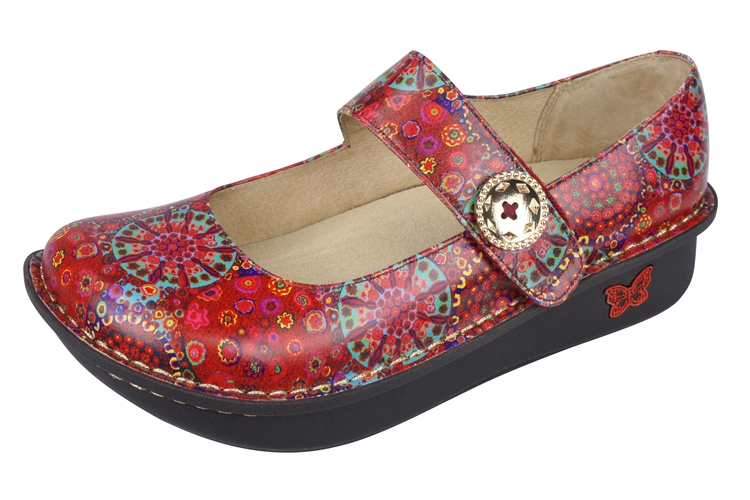 Alegria Red Women S Shoes