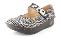 Alegria Paloma Pastel Stone womens leather comfort nursing shoes