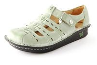 Alegria Pesca Cactus womens low profile comfort shoe on sale