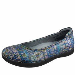 Alegria Petal Rave on the Nile womens ballet flat