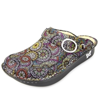 Alegria Seville Spiro Multi comfort clog shoes for women